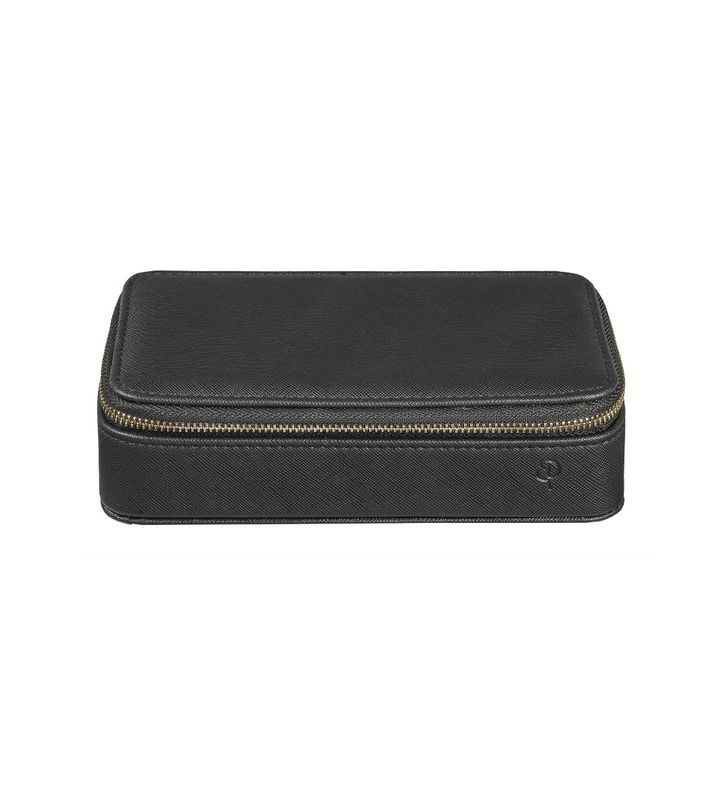 Jewellery Travel Case Black