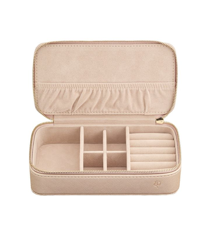Jewellery Travel Case Light Clay