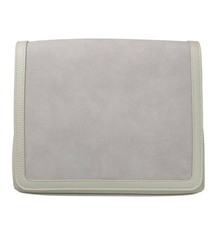 Joan Crossbody Bag Light Grey