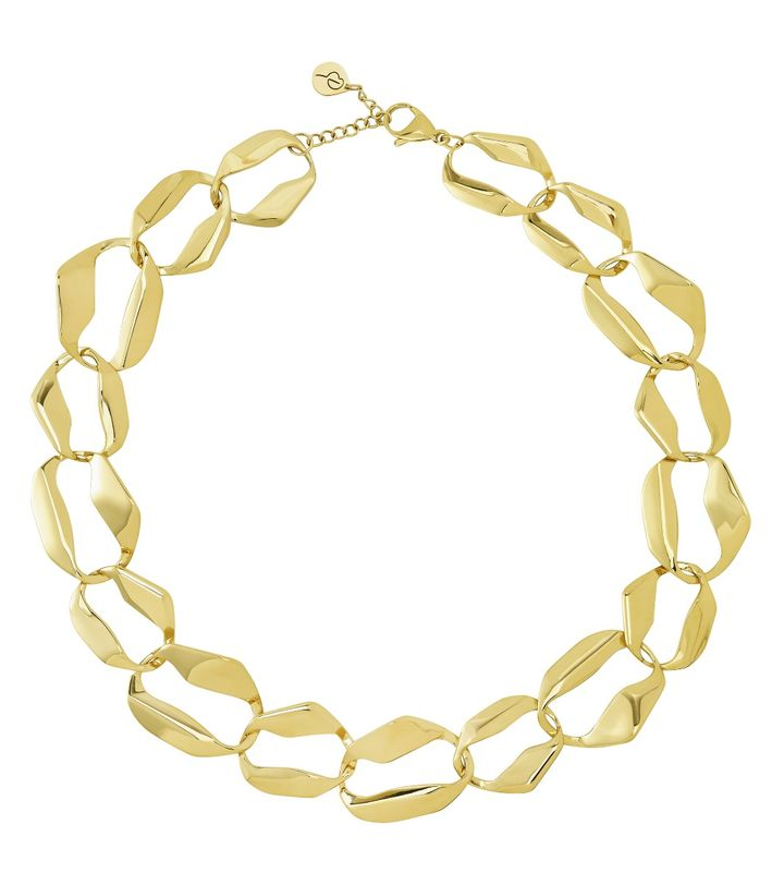Karla Necklace Multi Gold