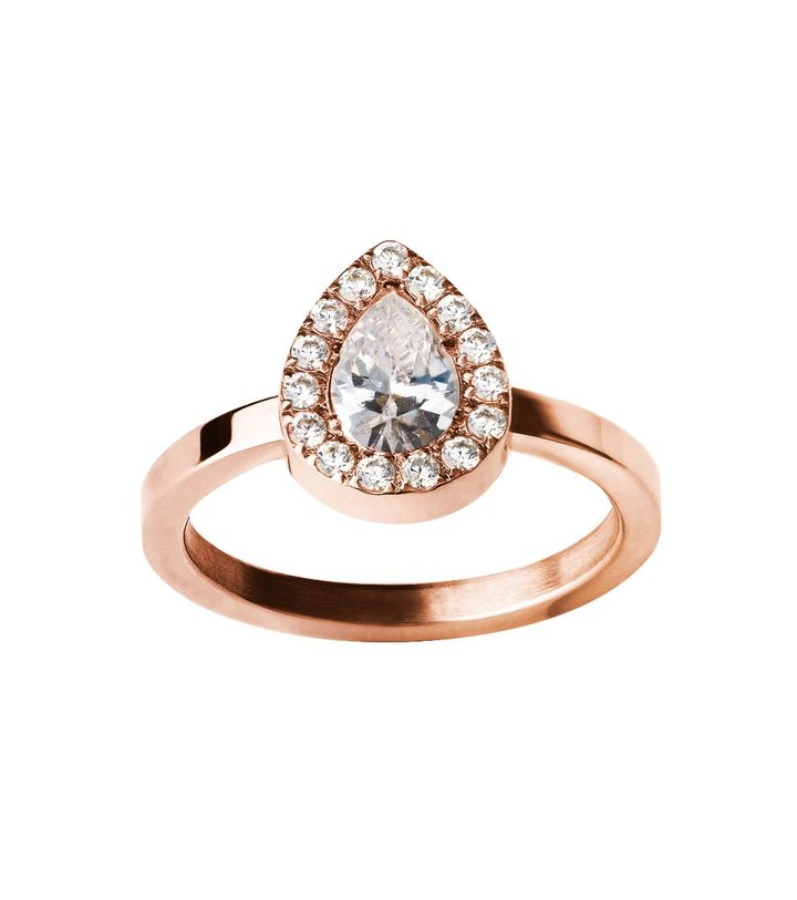 Kate Ring Rose Gold