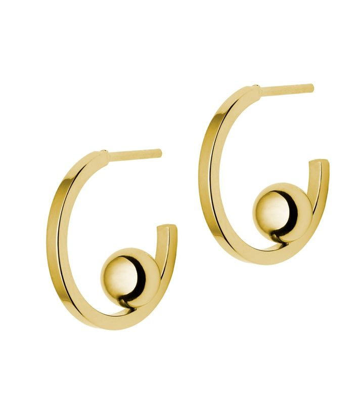 Laura Earrings Gold