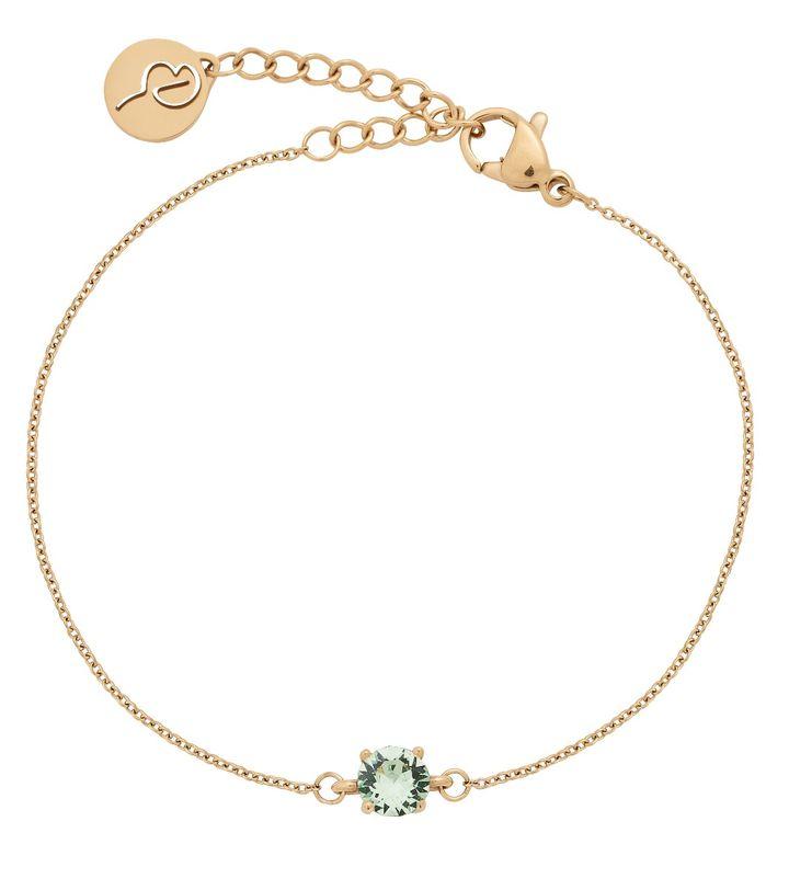 Leonore Bracelet Leaf Gold