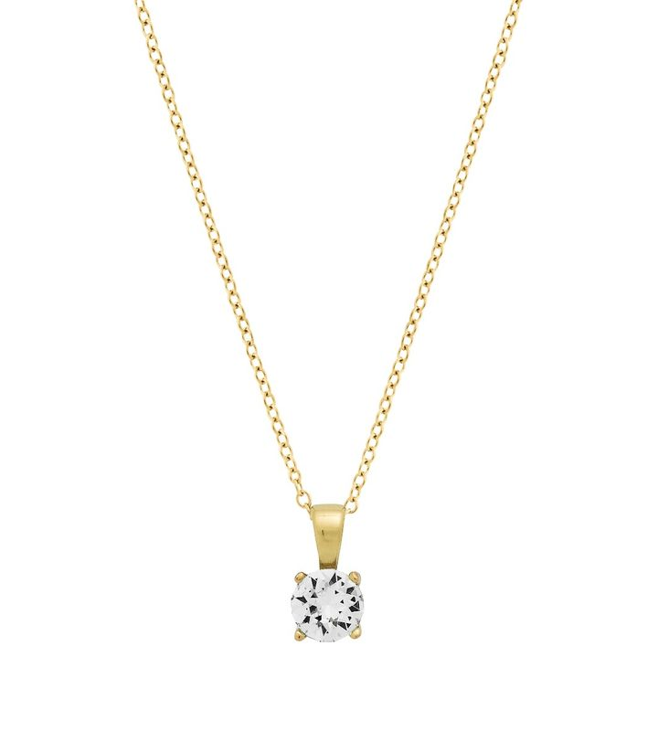 Leonore Necklace Gold