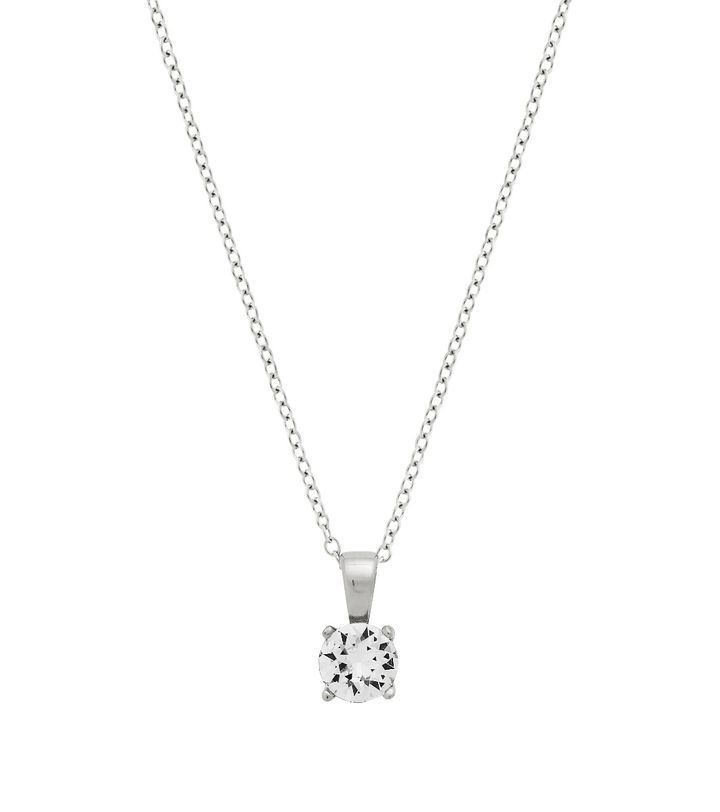 Leonore Necklace Steel