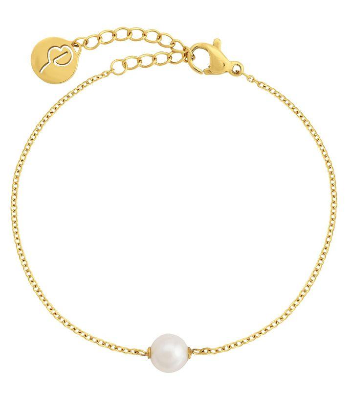Lilian Bracelet M Gold