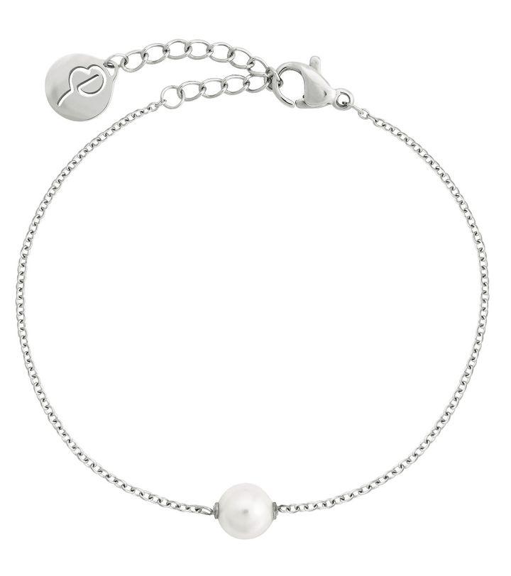 Lilian Bracelet M Steel