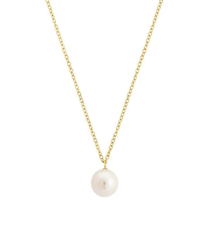 Lilian Necklace L Gold