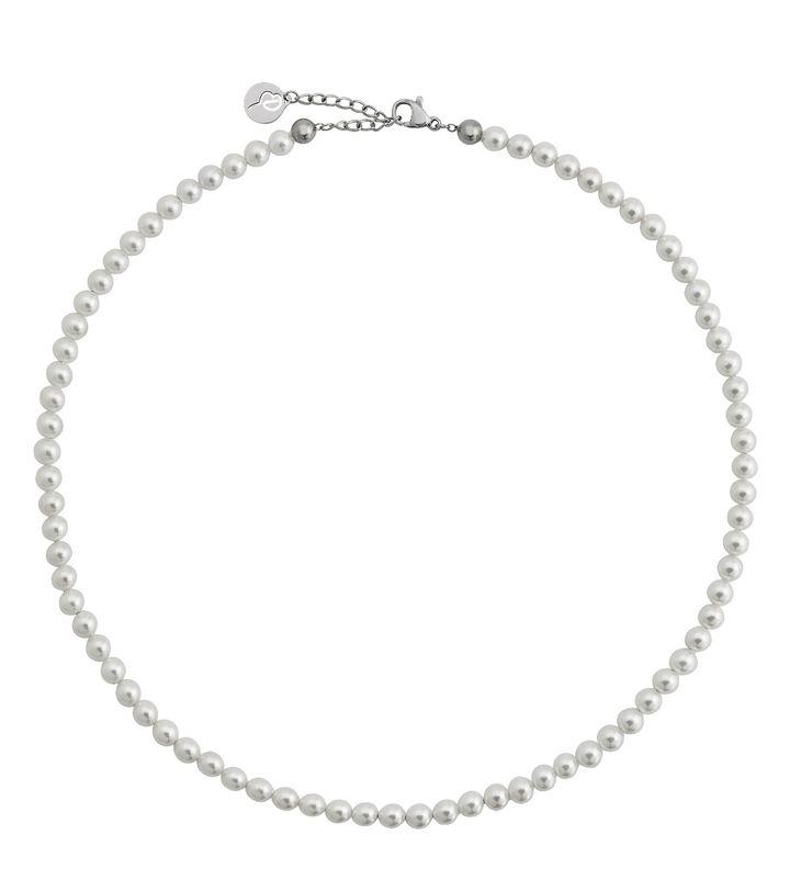 Lilian Necklace Multi M Steel