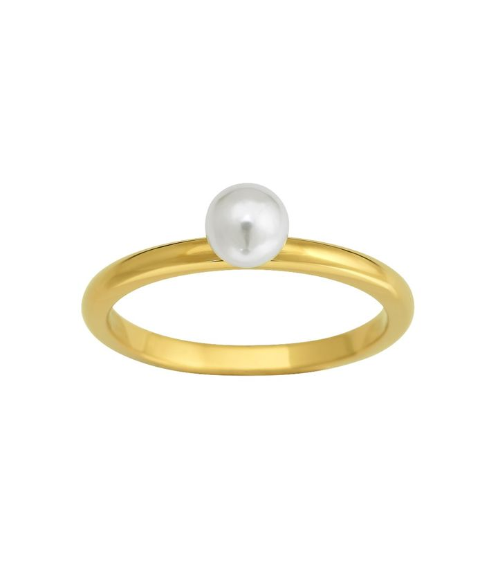 Lilian Ring Gold