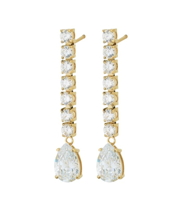 Limelight Earrings Gold