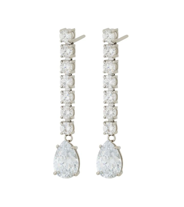 Limelight Earrings Steel