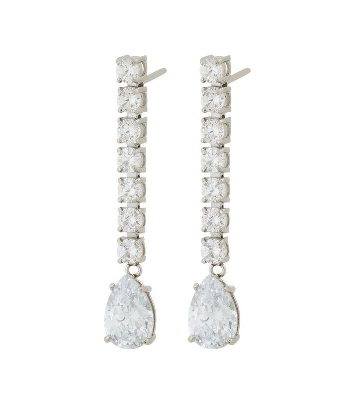 Limelight Earrings Steel