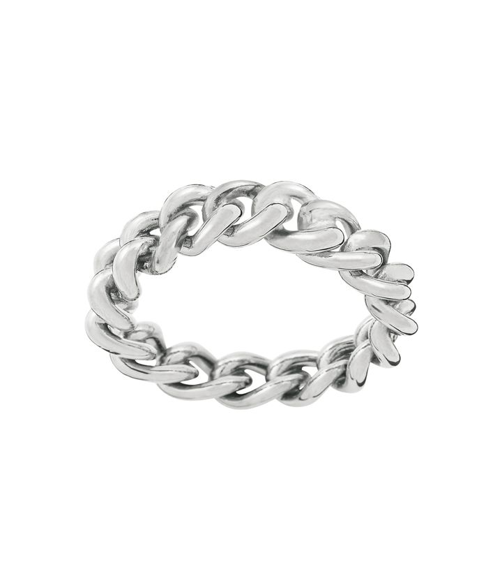 Lourdes Chain Ring Steel