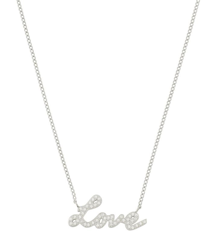 Love Necklace Steel
