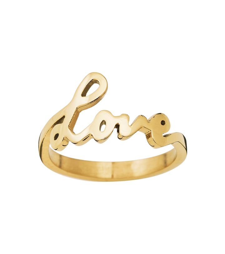 Love Ring Gold