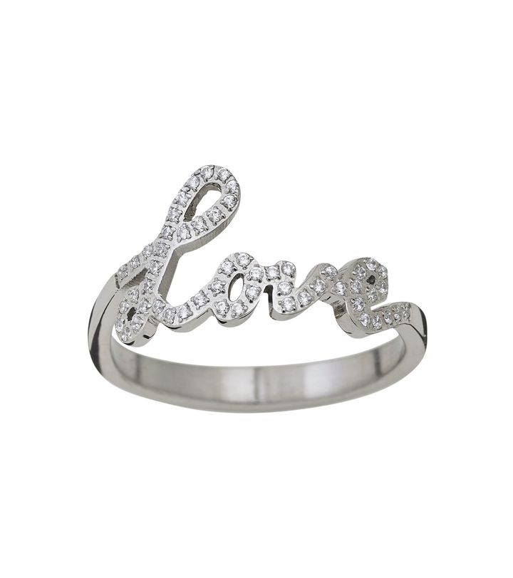 Love Ring Steel