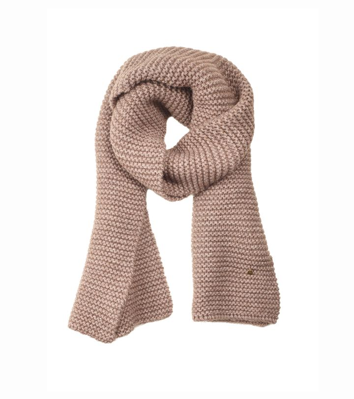 Lovis Heavy Knit Scarf Winter Twig