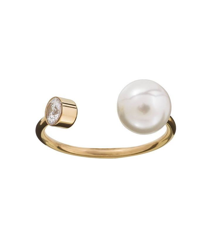 Luna Ring Gold