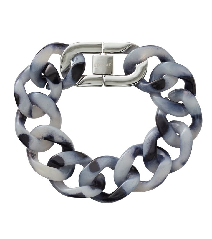 Malibu Bracelet Black Steel