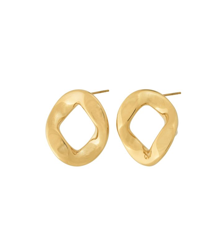 Malibu Earrings Gold