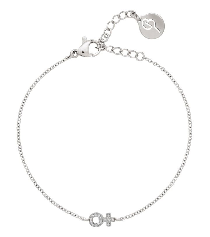Me Mini Bracelet Steel