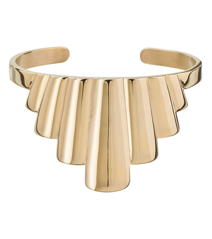 Michelle Bangle Gold