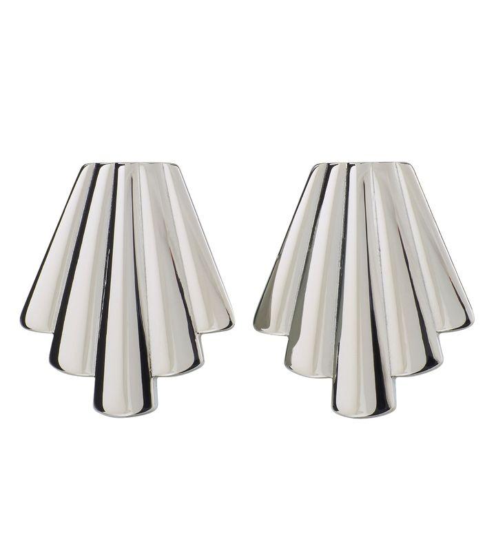 Michelle Earrings Steel