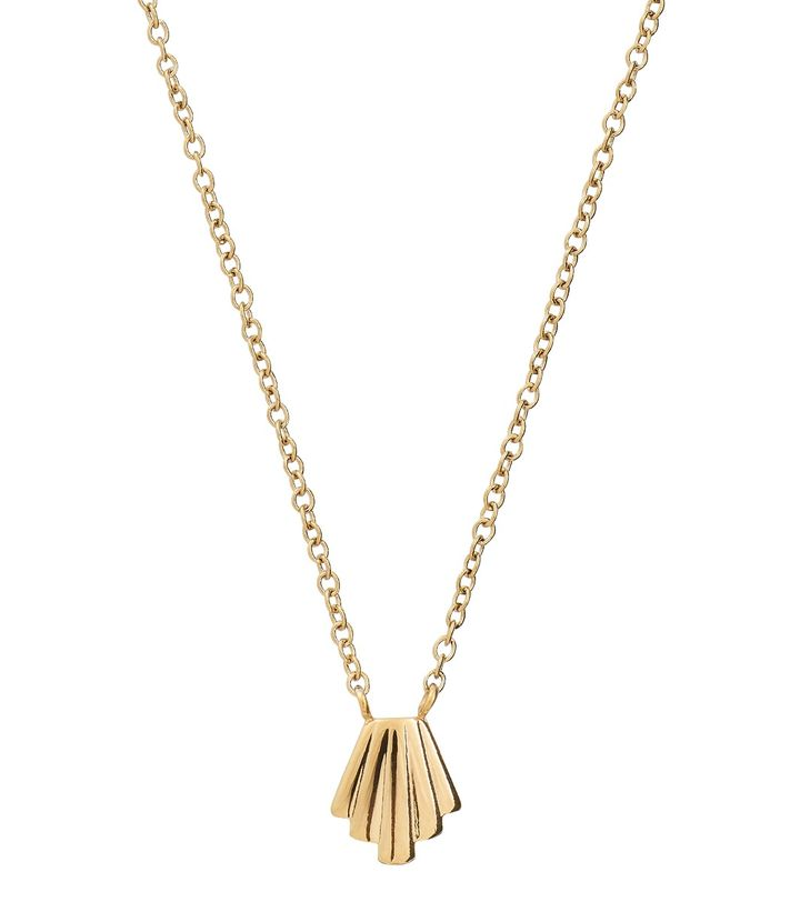 Michelle Necklace Gold
