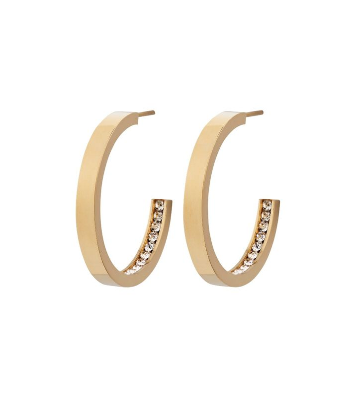 Monaco Earrings Small Gold