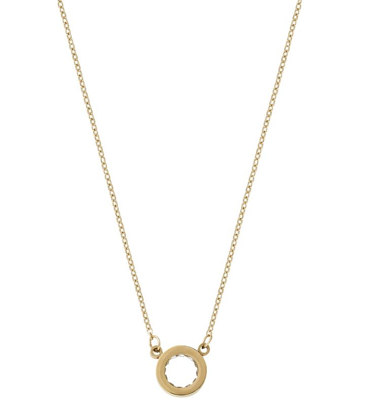 Monaco Necklace Mini Gold