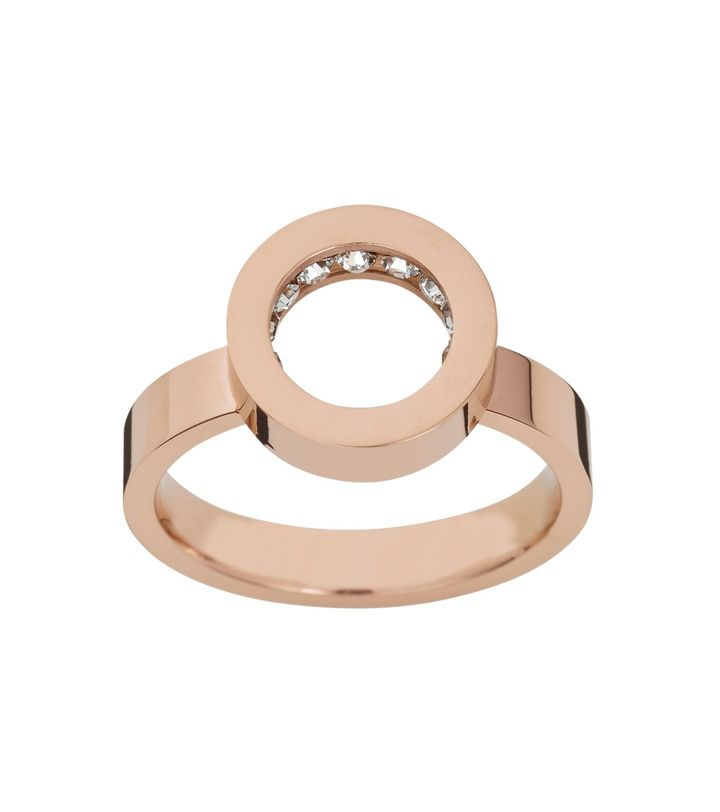 Monaco Ring Rose Gold
