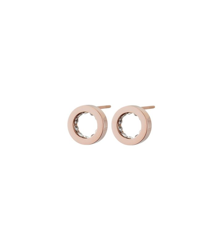Monaco Studs Mini Rose Gold