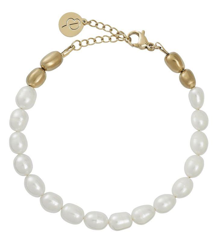 Noblesse Bracelet Matt Gold