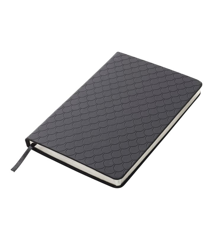 Tiles Notebook Black/Steel