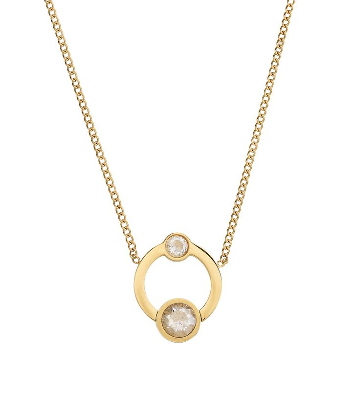 Nour Necklace Gold