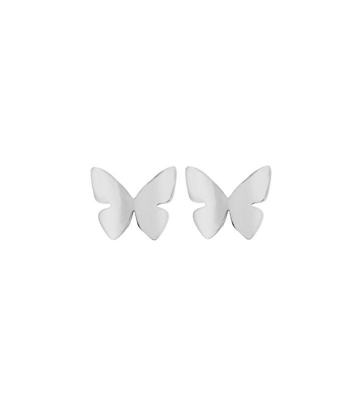 Papillon Studs Steel