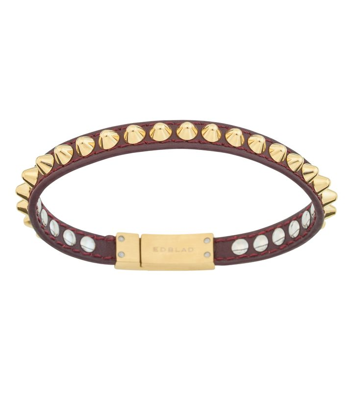 Peak Bracelet Bordeaux