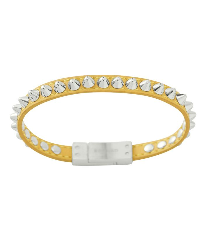 Peak Bracelet Lemon Sorbet Steel