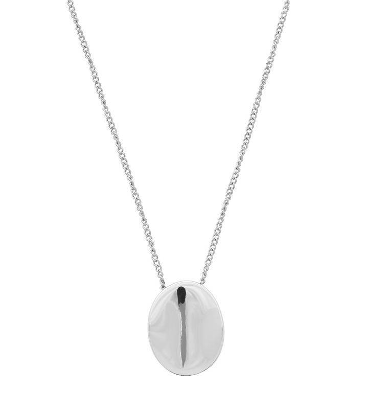 Pebble Mini Necklace Steel