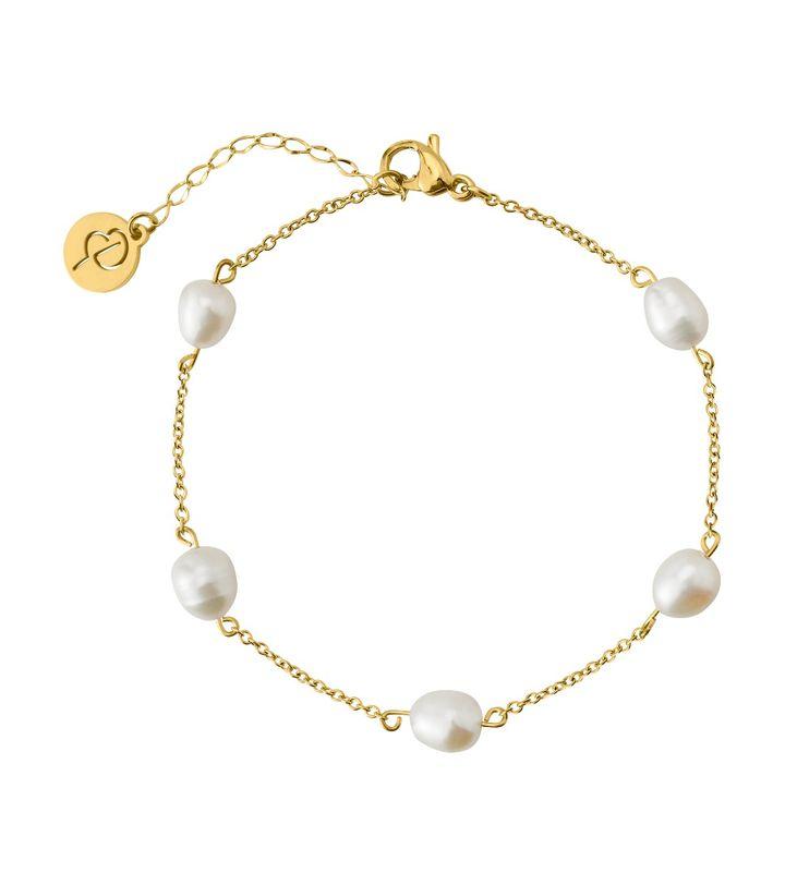 Perla Bracelet Multi Gold
