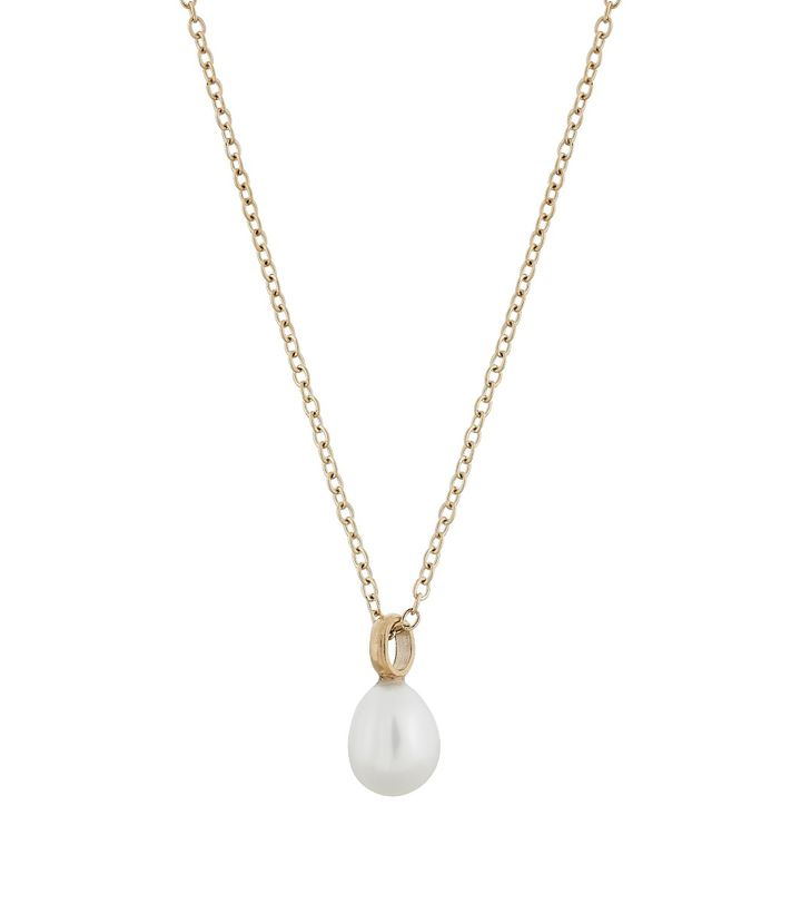 Perla Necklace Gold