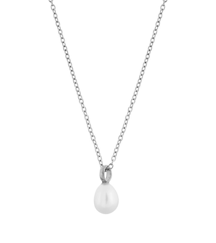 Perla Necklace Steel