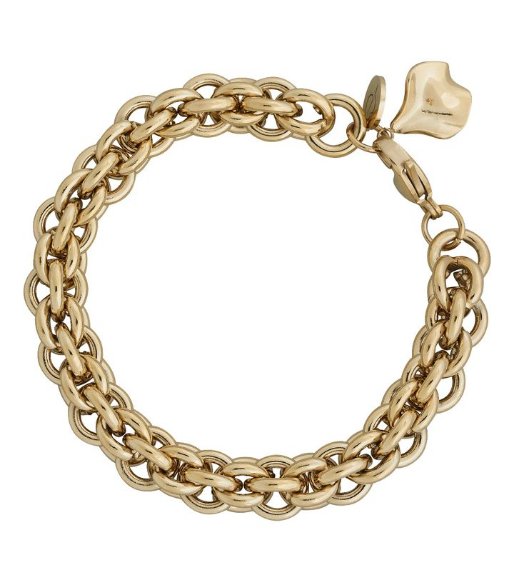 Primrose Bracelet L Gold