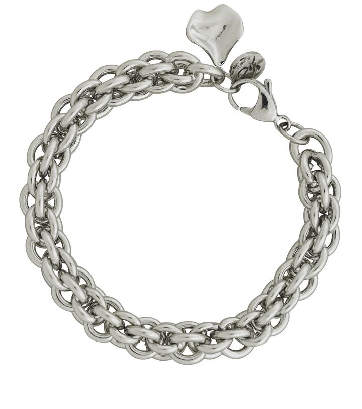 Primrose Bracelet L Steel