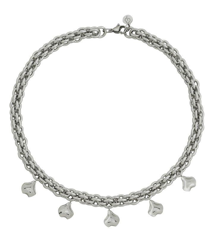 Primrose Necklace Multi Steel