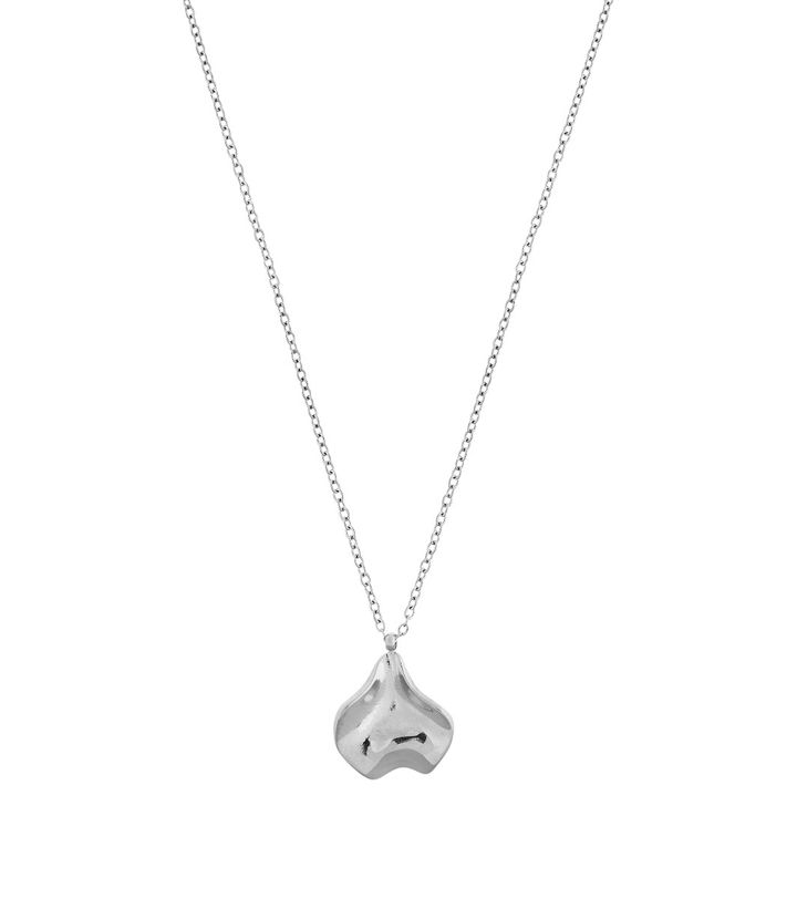 Primrose Necklace Steel