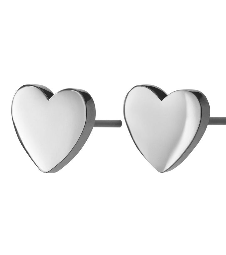 Pure Heart Studs Steel