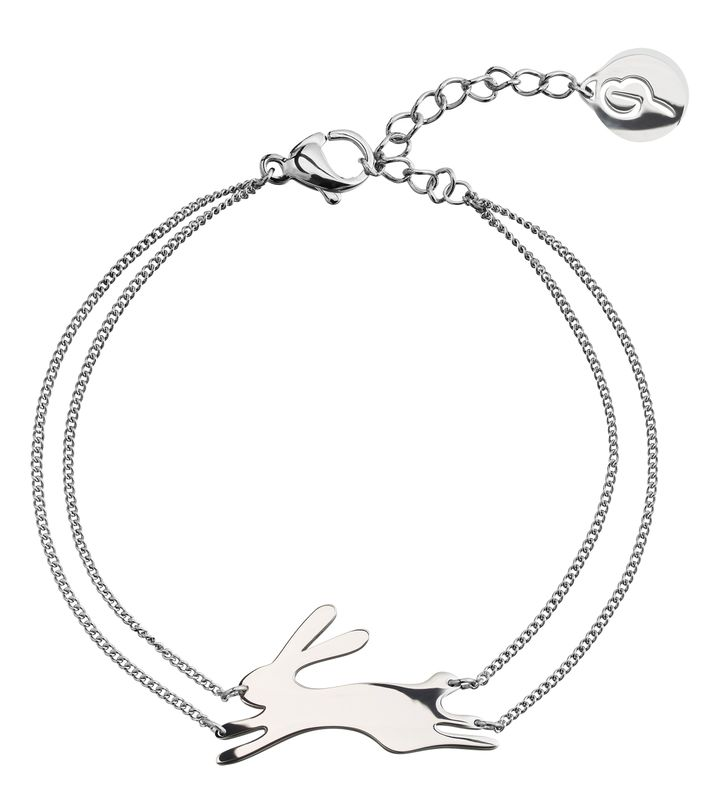 Rabbit Bracelet Steel