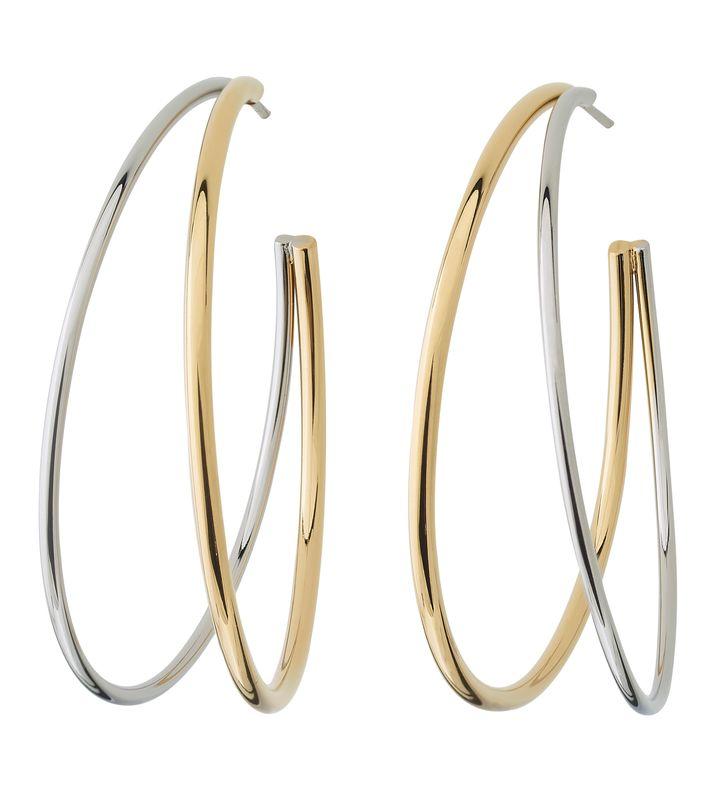 Reflection Earrings Large